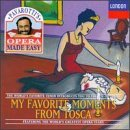 Pavarotti's Opera Made Easy My Favorite Moments From Tosca Pavarotti Price Milnes Taddei Various