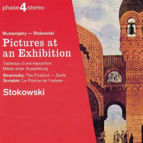 Mussorgsky Scriabin Stravinsky Pictures At An Exhibition