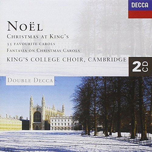 King's College Choir Noel Christmas At King's 2 CD Willcocks King's College Choir