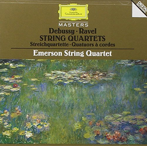 Emerson String Quartet Debussy & Ravel String Quartet Emerson Str Qt