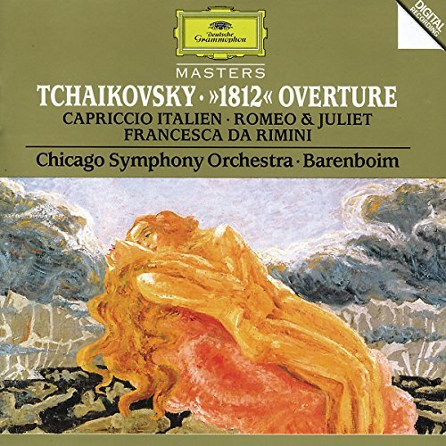Barenboim Chicago Symphony Orc 1812 Overture Romeo & Juliet F Barenboim Chicago So
