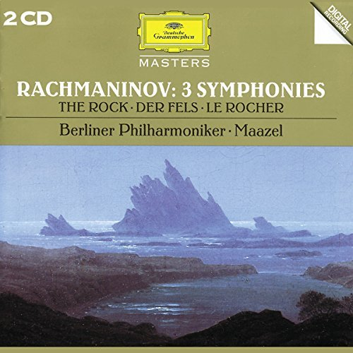 S. Rachmaninoff Sym (3) Rock Maazel Berlin Phil