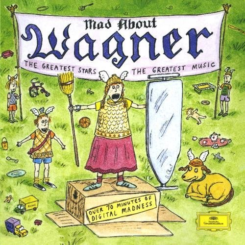 Mad About Series Mad About Wagner Various