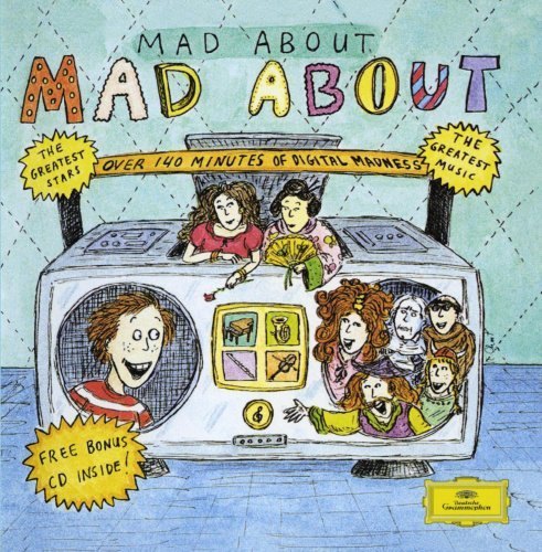 Mad About Series Mad About Mad About 2 CD Set Various