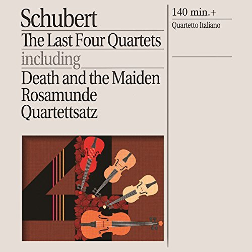 Quartetto Italiano Last Four Quartets 2 CD Italiano Qt