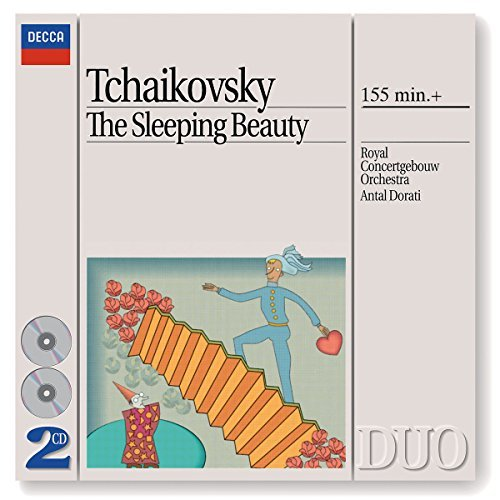 P.I. Tchaikovsky Sleeping Beauty Comp 2 CD Set Dorati Royal Concertgebouw Orc