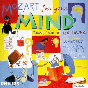 Wolfgang Amadeus Mozart Mozart For Your Mind Various