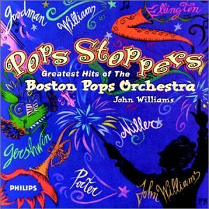 Williams John Boston Pops Orch Pops Stoppers Greatest Hits O Williams Boston Pops Orch