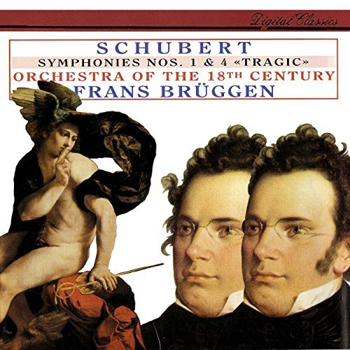 F. Schubert Sym 1 4 Bruggen Orch Of The 18th Cent
