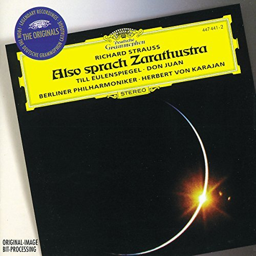 Karajan Berlin Philharmonic Or Also Sprach Zarathustra Till E Karajan Berlin Phil