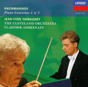 Rachmaninoff S. Con Pno 1 3 Thibaudet*jean Yves (pno) Ashkenazy Cleveland Orch