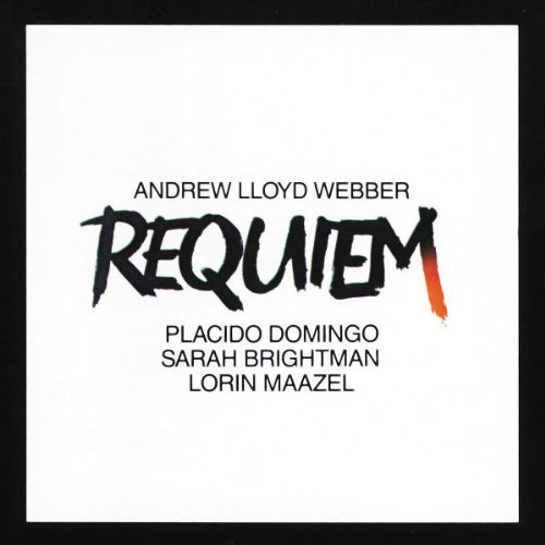 Andrew Lloyd Webber Requiem Brightman (sop) Domingo (ten) Maazel English Co