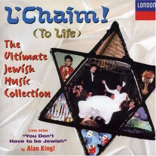 L'chaim Ultimate Jewish Music Collecti Picon Merrill Tullett Bowman Black London Fest Orch & Choru