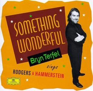 Bryn Terfel Something Wonderful Bryn Terf Terfel (b Bar)
