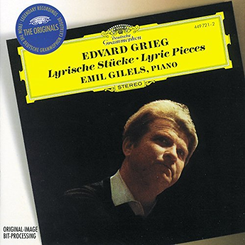 Emil Gilels Lyric Pieces (originals) Gilels*emil (pno)
