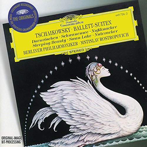 Rostropovich Berlin Philharmon Ballet Suites Sleeping Beauty Rostropovich Berlin Po