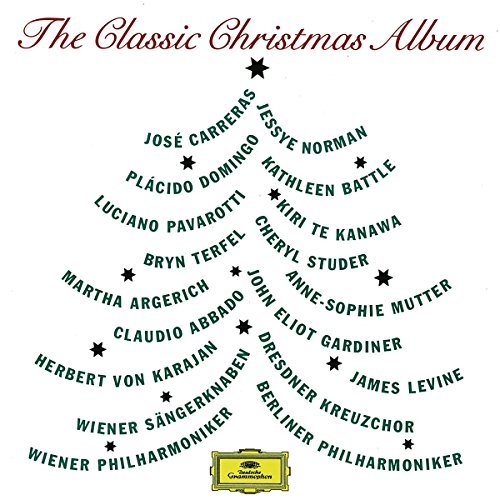 Classic Christmas Album Classic Christmas Album Norman Battle Domingo Terfel + Vienna Phil Berlin Phil +
