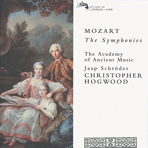 Hogwood Academy Of Ancient Mus Symphonies (complete) Schroeder*jaap (vn) Hogwood Aam