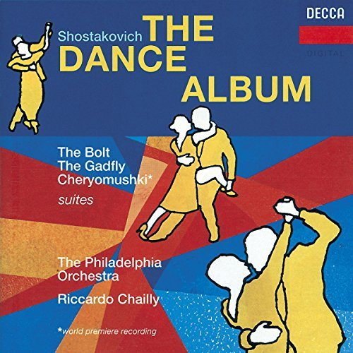 Chailly Philadelphia Orch. Dance Album Chailly Po
