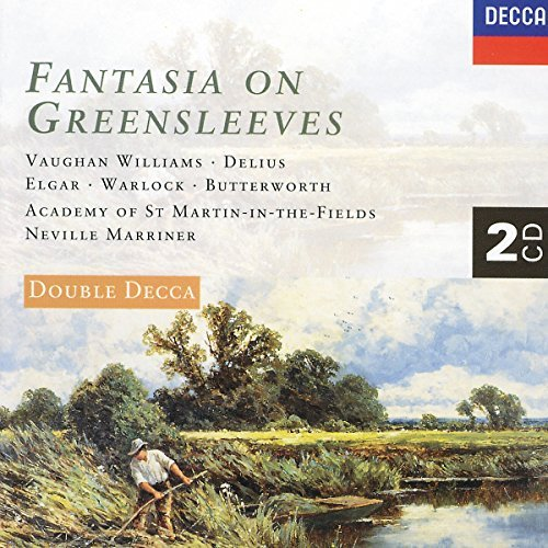 Marriner Academy Of St. Martin Fantasia On Greensleeves 2 CD Marriner Asmf