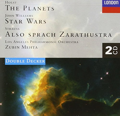 Mehta Los Angeles Philharmonic Planets (+ Williams Star Wars 2 CD Mehta Los Angeles Po
