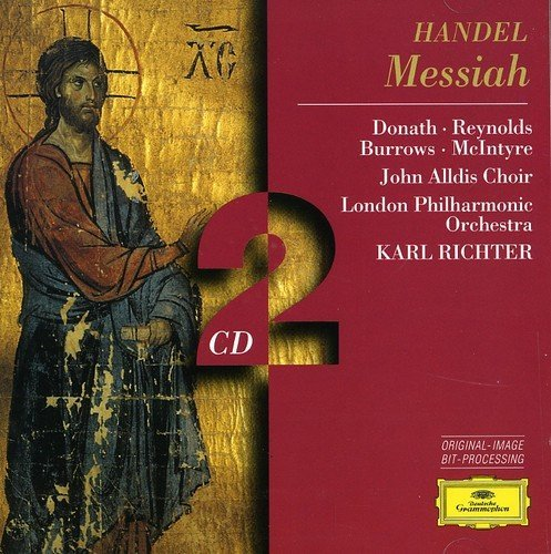 G.F. Handel Messiah Comp