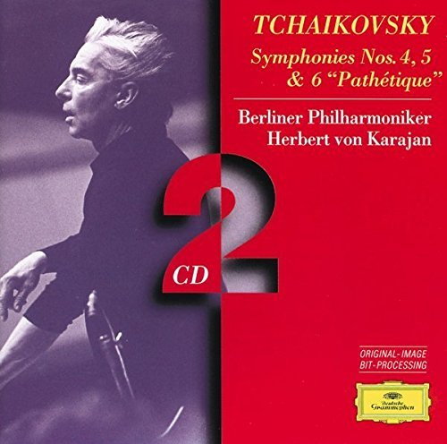 Karajan Berlin Philharmonic Or Symphonies 4 6 2 CD Karajan Berlin Phil