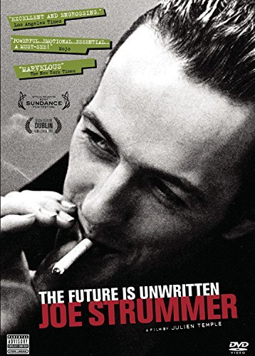 Joe Strummer Future Is Unwritten