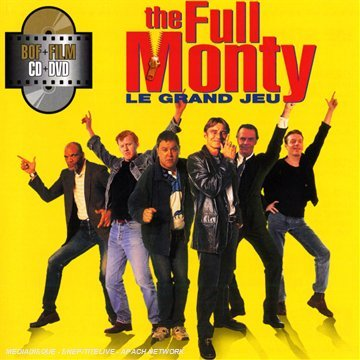 Full Monty Soundtrack Import Eu Incl. Bonus DVD