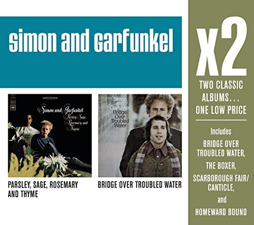 Simon & Garfunkel X2 (bridge Over Troubled Water 2 CD Set