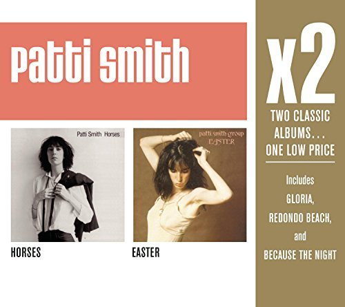 Patti Smith X2 (horses Easter) 2 CD Set