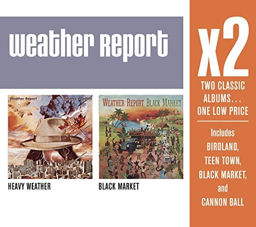 Weather Report X2 (heavy Weather Black Market 2 CD Set