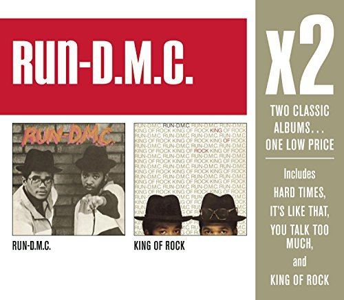 Run Dmc X2 (run Dmc King Of Rock) 2 CD Set