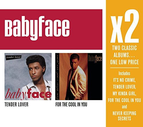 Babyface X2 (tender Lover For The Cool 2 CD Set