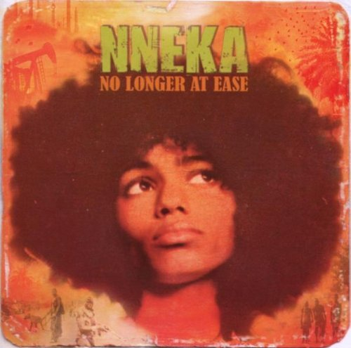 Nneka No Longer At Ease Import Eu