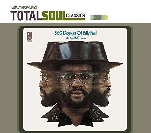 Billy Paul 360 Degrees Of Billy Paul Digipak Total Soul Classics