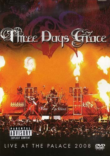 Three Days Grace Live At The Palace 2008