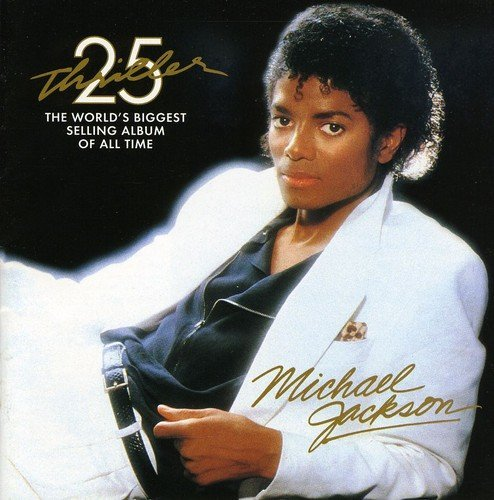 Michael Jackson Thriller 25th Import Eu