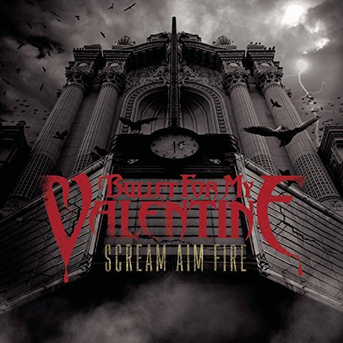 Bullet For My Valentine Scream Aim Fire Explicit Incl. DVD