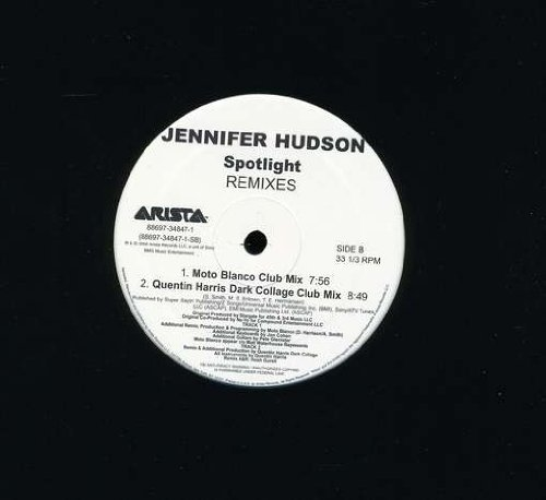 Jennifer Hudson Spotlight Remixes
