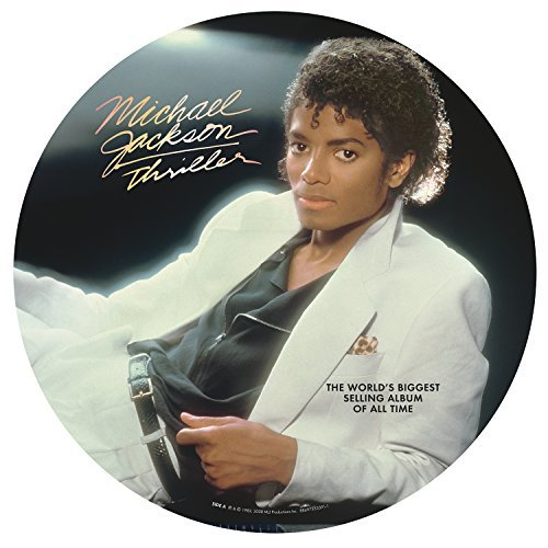 Michael Jackson Thriller Picture Disc