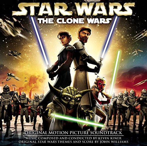 Various Artists Star Wars The Clone Wars