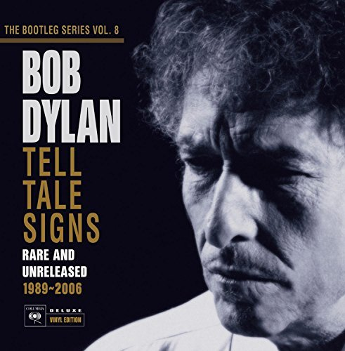 Bob Dylan Vol. 8 Tell Tale Signs The Bo 180gm Vinyl Download Insert Vol. 8 Tell Tale Signs The Bo