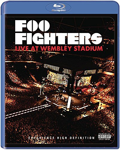 Foo Fighters Live At Wembley Stadium Explicit Blu Ray