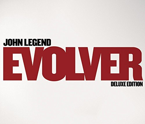 John Legend Evolver Deluxe Ed. Incl. DVD