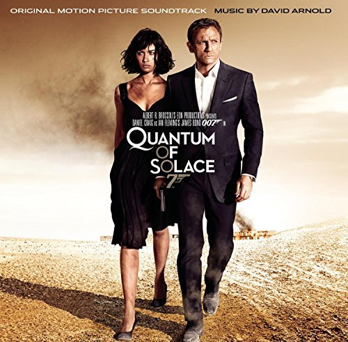 Various Artists Quantum Of Solace Quantum Of Solace