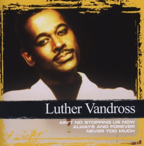 Luther Vandross Collections Import Gbr