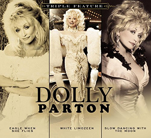 Dolly Parton Triple Feature Softpack 3 CD