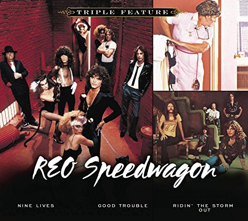 Reo Speedwagon Triple Feature
