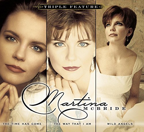 Martina Mcbride Triple Feature Softpack 3 CD